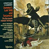 Constant Lambert: Summer's Last Will and Testament, The Rio Grande, Aubade Héroique