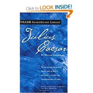 Julius Caesar (Folger Shakespeare Library) by William Shakespeare