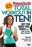 Women's Health: Total Workout in Ten [DVD] [Import]