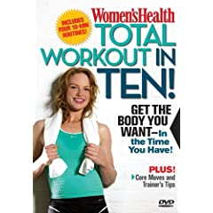 Women's Health: Total Workout in Ten!