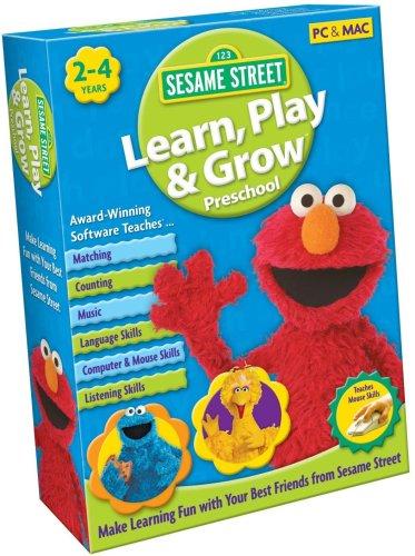Sesame Street Learn, Play and Grow