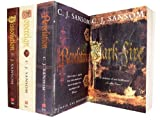 C.J Sansom Shardlake 4 books Collection Set Pack:- RRP 31.96 (Sovereign, Revelation, Dark Fire & Dissolution.)