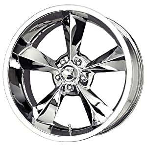 MB Wheels Old School Chrome Wheel (18x9