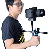 Neewer® DSLR Video Chest Stabilizer Support System with Camera/Camcord Mount Slider, Shoulder Pad and Single-hand Handgrip For All Video Cameras and Camcorders