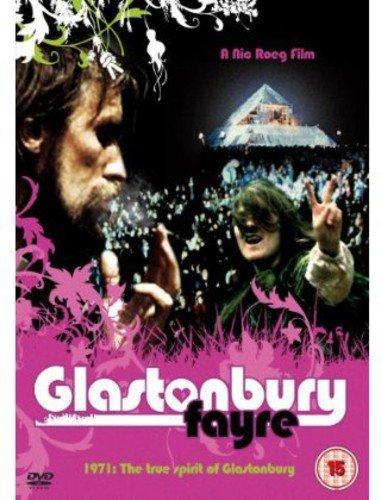 DVD : Various - Glastonbury Fayre: 1971 True Spirit Of Glastonbury (DVD)
