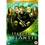 Stargate Atlantis: The Complete Fourth Season [DVD]by Amanda Tapping