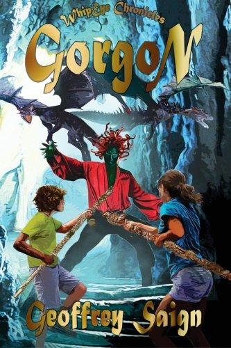 Book: Gorgon - WhipEye Chronicles (Book 2) by Geoffrey Saign
