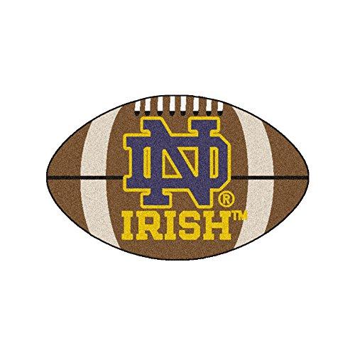 FANMATS NCAA Notre Dame Fighting Irish Nylon Face Football