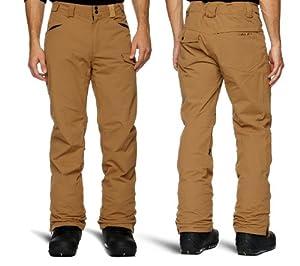 O'Neill Freedom Stereo Mens Snow Ski Pants (Tobacco Brown, S)