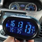 SINEDY Auto Car Monitor Thermometer V...