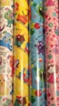 4 x Pack of Gift Wrapping Paper - Kid...