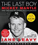 The Last Boy Unabridged Low Price Cd:...
