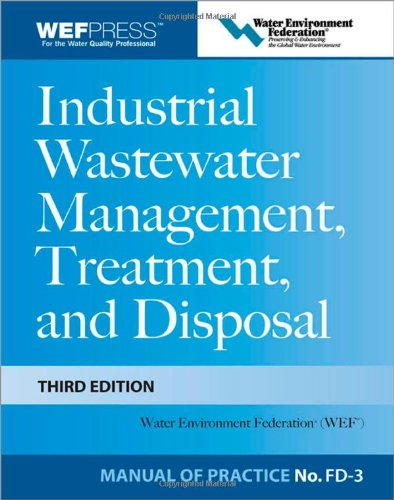 Industrial Wastewater Management, Treatment, and...