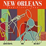 echange, troc Louis Armstrong, Kid Ory, Sidney Bechet, et beaucoup de plus - New Orlean Jazz - Traditional Jazz
