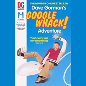 Dave Gorman's Googlewhack Adventure Audiobook