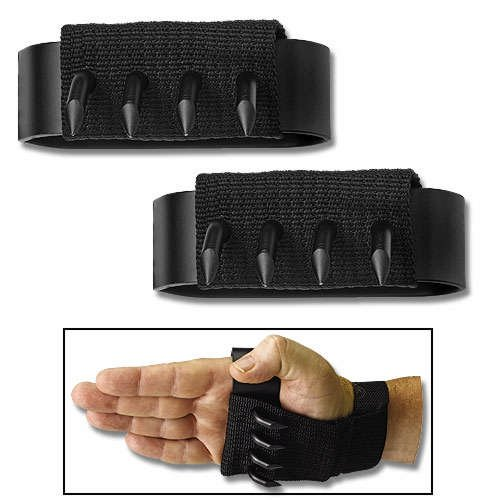 2pc Ninja Hand Claw Climbing Tigers Spikes