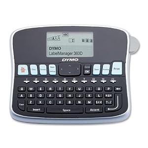 DYMO 1754488 LabelManager 360D Handheld Label Maker