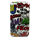 Haha Design Hard Skin Case Cover For Samsung Galaxy Note 2 II N7100 + one phone sticker