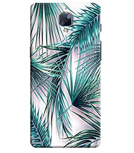 Blue Throat Printed Designer Mobile Back Case Cover for ONE PLUS 286
