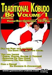 Traditional Kobudo - Bo Volume 1