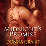 Midnight's Promise: Dark Warriors, Book 8 (       UNABRIDGED) by Donna Grant Narrated by Arika Escalona Rapson