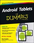 Android Tablets For Dummies (For Dumm...