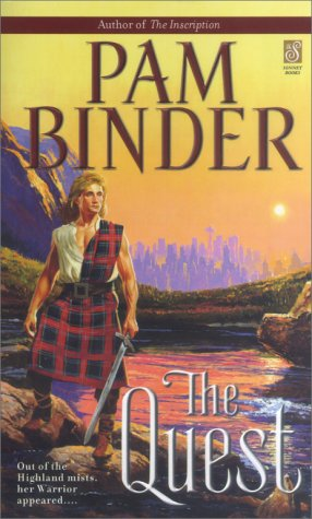 The Quest (Sonnet Books), Pam Binder