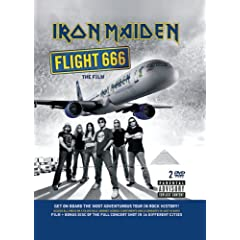 Iron Maiden: Flight 666 (Deluxe Edition)