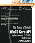 The Tomes of Delphi: Win32 Core API -...