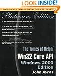 The Tomes of Delphi: Win32 Core API -...