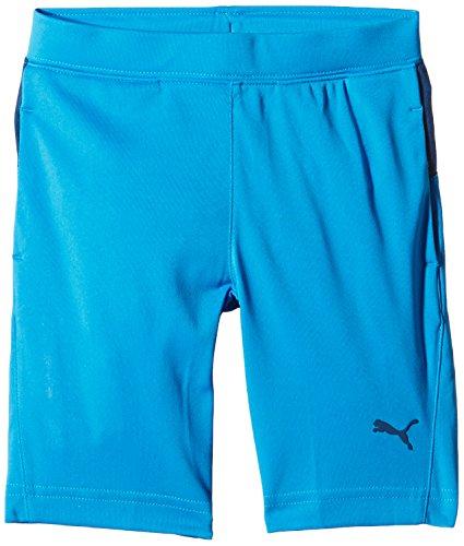 PUMA, Pantaloni corti Bambino, Blu (Cloisonne), 164 cm