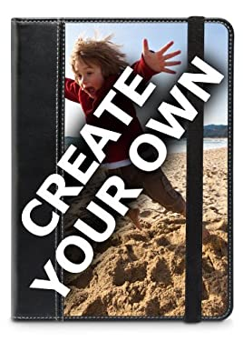 "Kindle Fire HD 7"" Marware Vibe Black Cover - 'Create Your Own'"