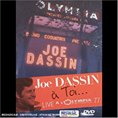 Joe Dassin : Olympia 77 - DVD