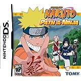 Naruto: Path of The Ninja - Nintendo DS