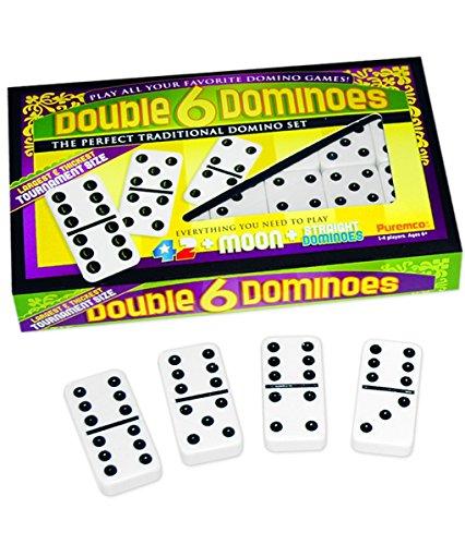 Tournament Size D6, Black Dots - 1