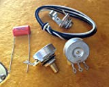 Deluxe Wiring Kit for Fender Precision Bass P-Bass® w Orange Drop Cap