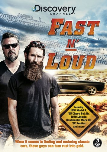 Fast N' Loud - Season 1 [DVD] [UK Import] hier kaufen