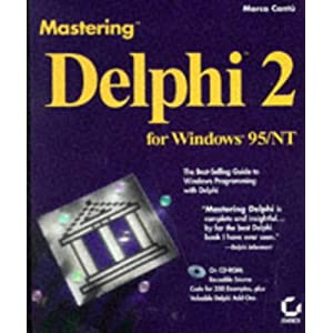 Mastering Delphi for Windows 95