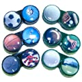 Sports Contact Lens Case