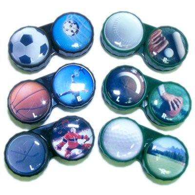 Sports Contact Lens Case