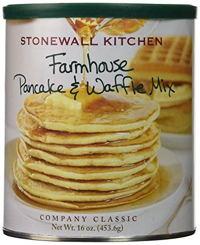 Stonewall Kitchen Farmhouse Pancake & Waffle Mix Food