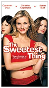 The Sweetest Thing [VHS]