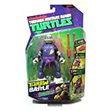 Donatello Throw N Battle Teenage Mutant Ninja Turtles TMNT Action Figure