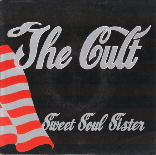 Cult - Sweet Soul Sister - 12 inch vinyl (The Cult Sweet Soul Sister compare prices)
