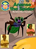 img - for Ananse the Spider: Why Spiders Stay on the Ceiling (GP085) (Sign Language Literature Series) book / textbook / text book