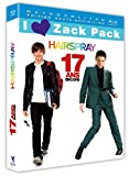 echange, troc Coffret Zac Efron : 17 ans encore, Hairspray [Blu-ray]