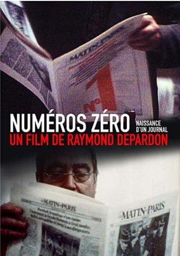 """""""Numéros zéros"""""""