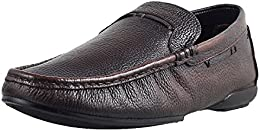 GENX Mens Loafers Moccasins Flat Shoes B01L7AVG4A