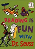 """Reading Is Fun with Dr.Seuss: """"Hop on Pop"""", """"Marvin K.Mooney Will You Please Go Now!"""", """"Oh, the Thinks You Can Think!"""", """"I Can Read with My Eyes Shut!"""" (Dr.Seuss Beginner Books)"""