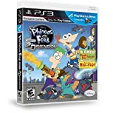 Selected Disney Phineas and Ferb PS3 By Disney Interactive